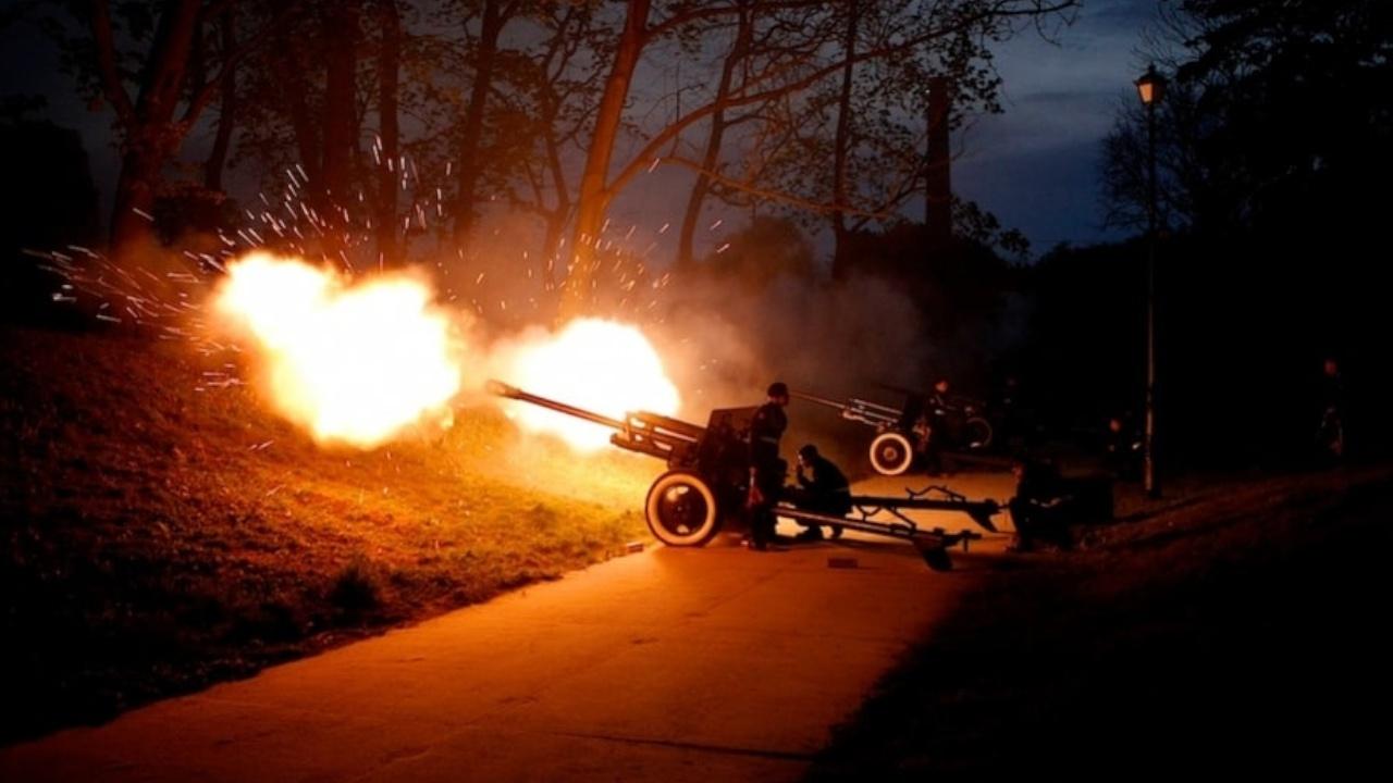 Калининградский салют к 23 февраля дадут из пушек, штурмовавших Кенигсберг