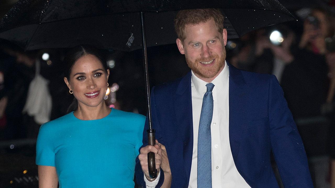 Принц Гарри и Меган Маркл подтвердили отказ от титула