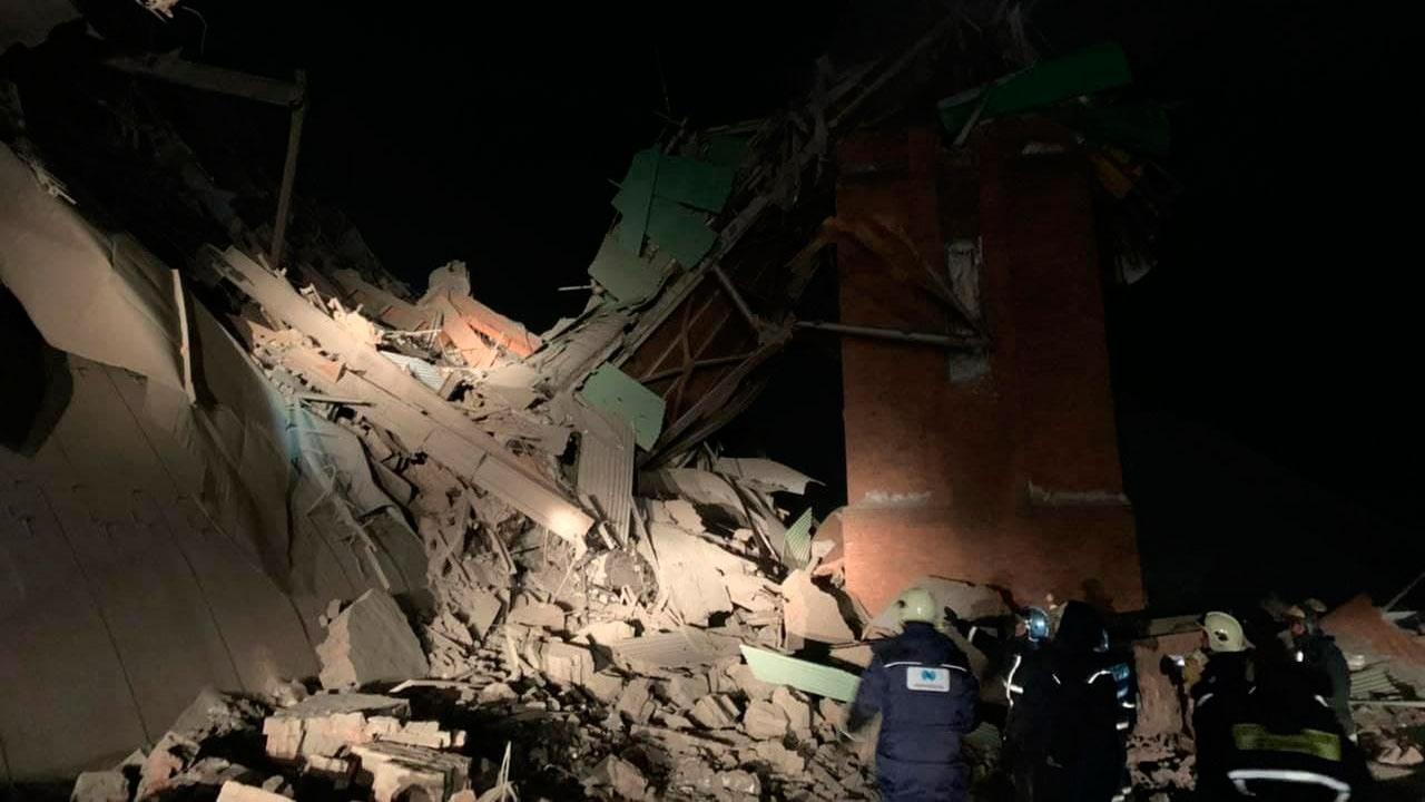 В дробильном цехе в Норильске обрушилась галерея: есть пострадавшие
