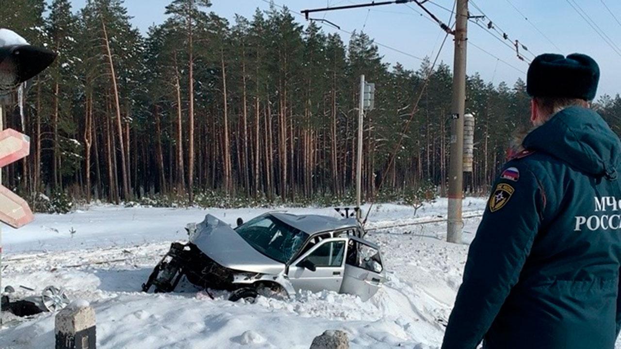 В Брянской области в ДТП погибли три человека