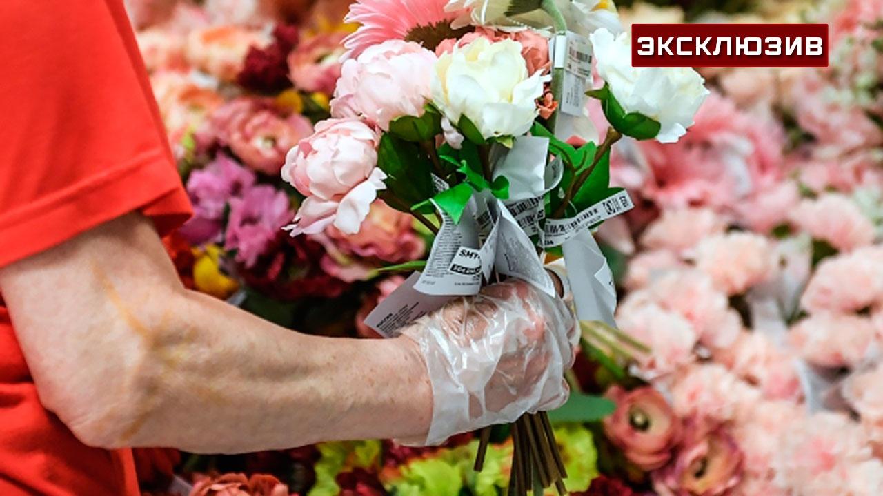 На вес золота: россиян предупредили о сумасшедших ценах на цветы 8 марта