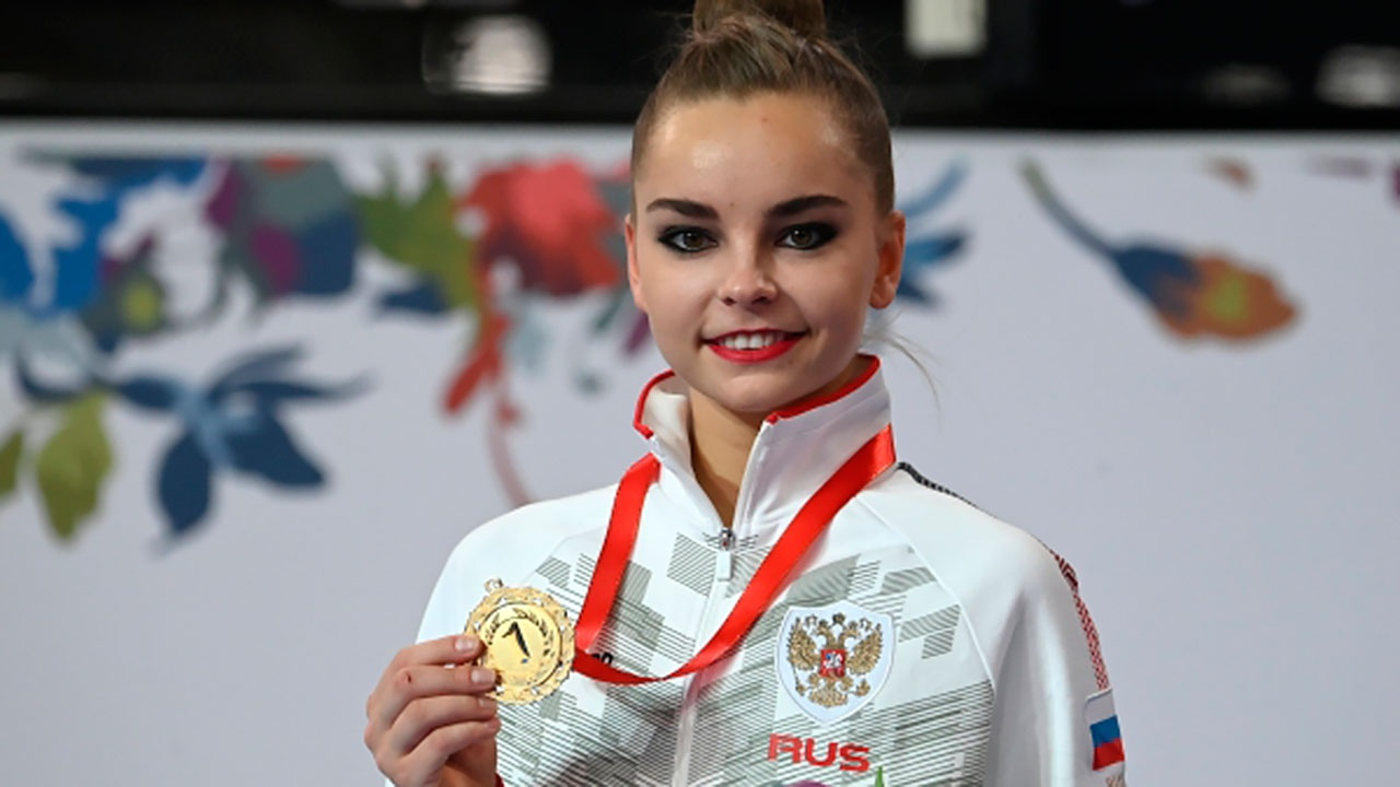 Россиянки завоевали четыре золотых медали на Гран-при по художественной гимнастике