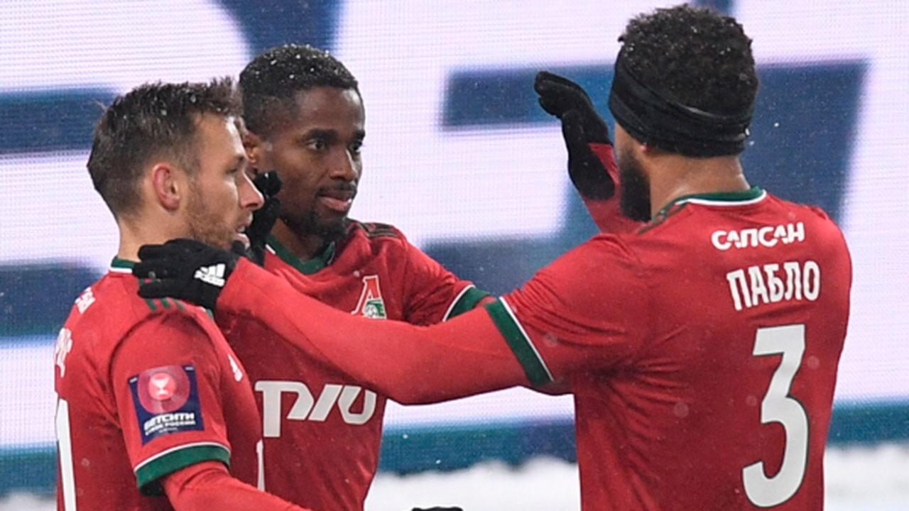 «Тамбов» проиграл в матче с «Локомотивом» в Кубке России