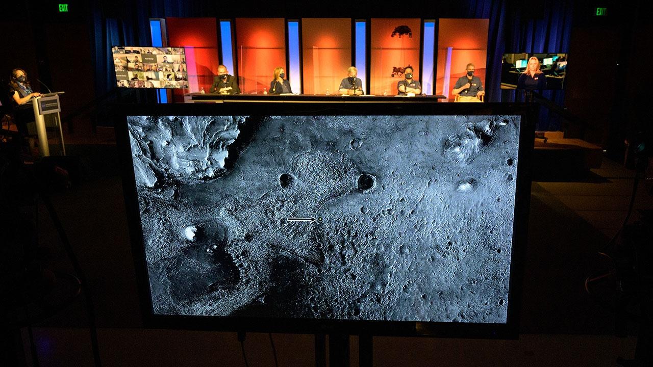 NASA предлагает сделать фотографию «на Марсе»