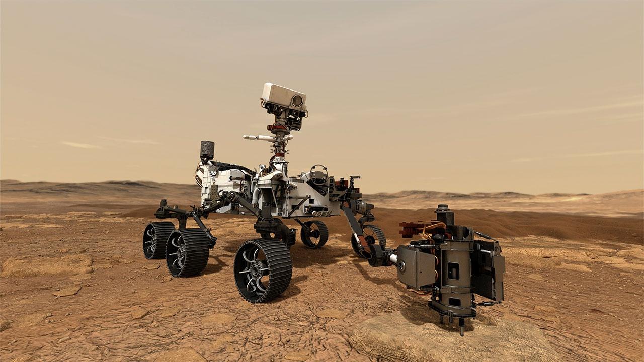 Звуки Марса: опубликована первая аудиозапись с планетохода Perseverance