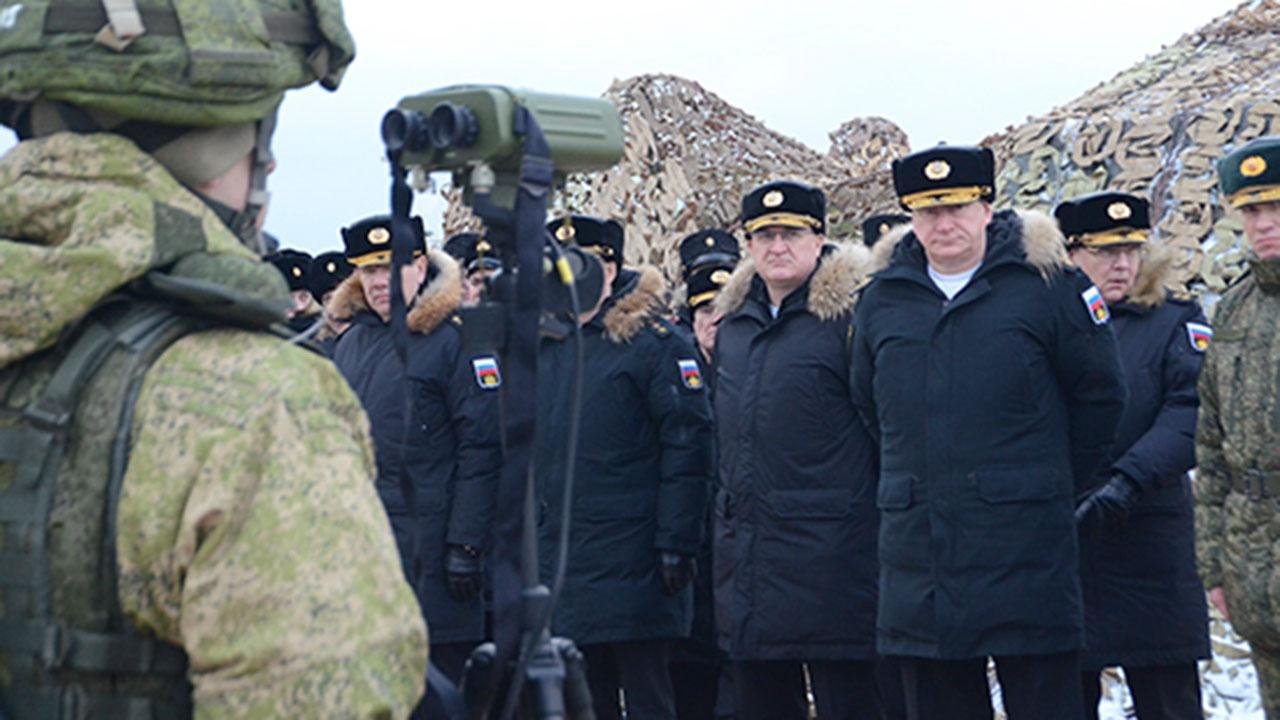 Евменов определил основные приоритеты подготовки сил ВМФ в текущем году