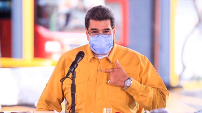 Мадуро рассказал, что мечтает вернуться к работе водителя автобуса