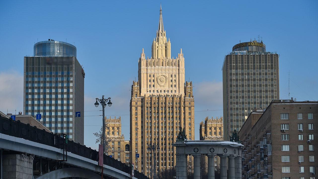 В МИД РФ заявили, что США заявлениями по «Северному потоку - 2» признались в стремлении к подрыву конкуренции