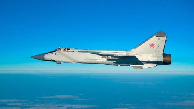 Японцев восхитили возможности МиГ-31БМ в Арктике