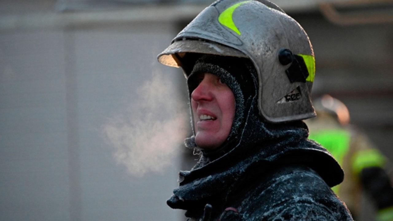 В Оренбургской области произошел взрыв на газопроводе