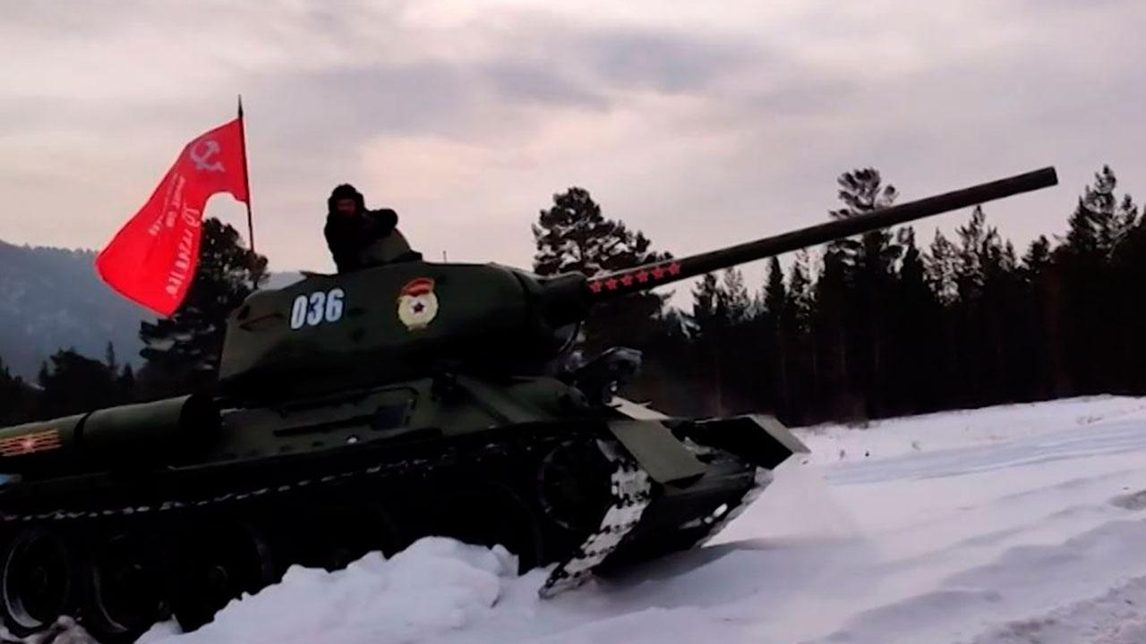 На боевом посту в суровую погоду: как военнослужащие ВВО отмечают День защитника Отечества