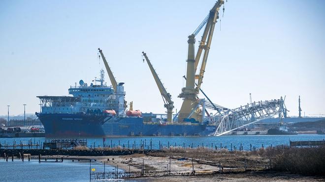 Немецкая компания завершила инвестиции в «Северный поток - 2»