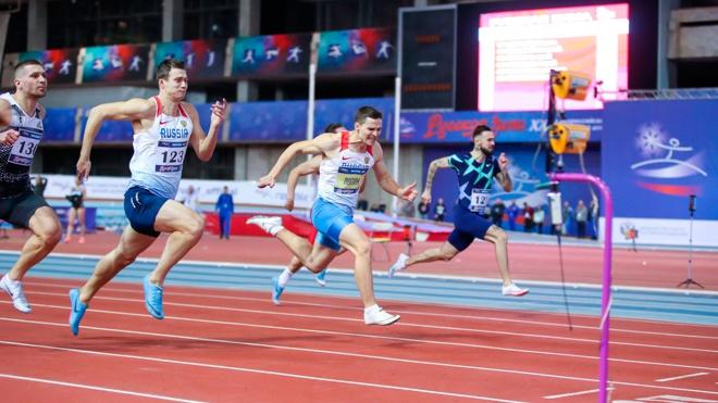 Российские легкоатлеты не выступят на ЧЕ в помещении 2021 года