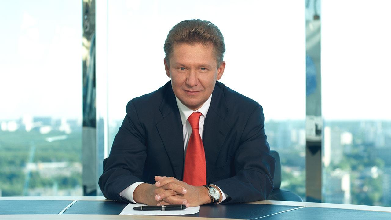 Миллера переизбрали главой правления «Газпрома»