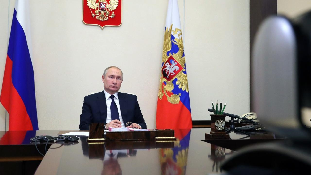 Путин подписал закон о штрафах за нарушение деятельности НКО-иноагентов