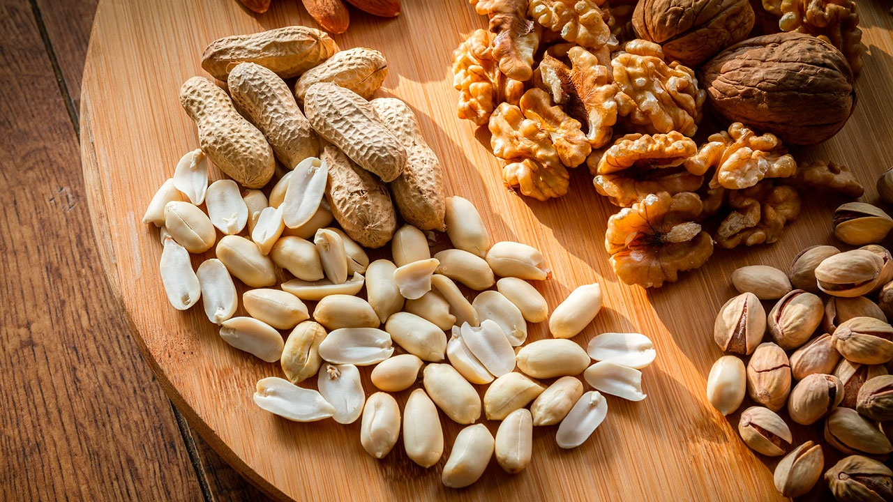 Орехи назвали спасением от преждевременной смерти