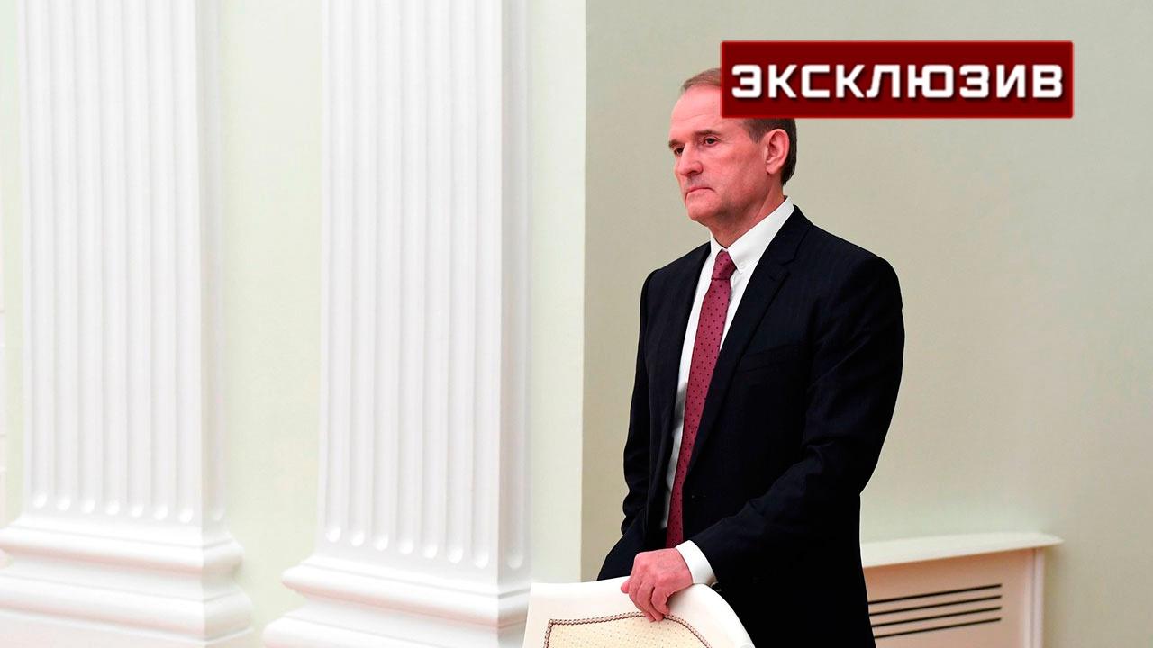 Азаров оценил признание МИД Германии «законности» санкций против Медведчука