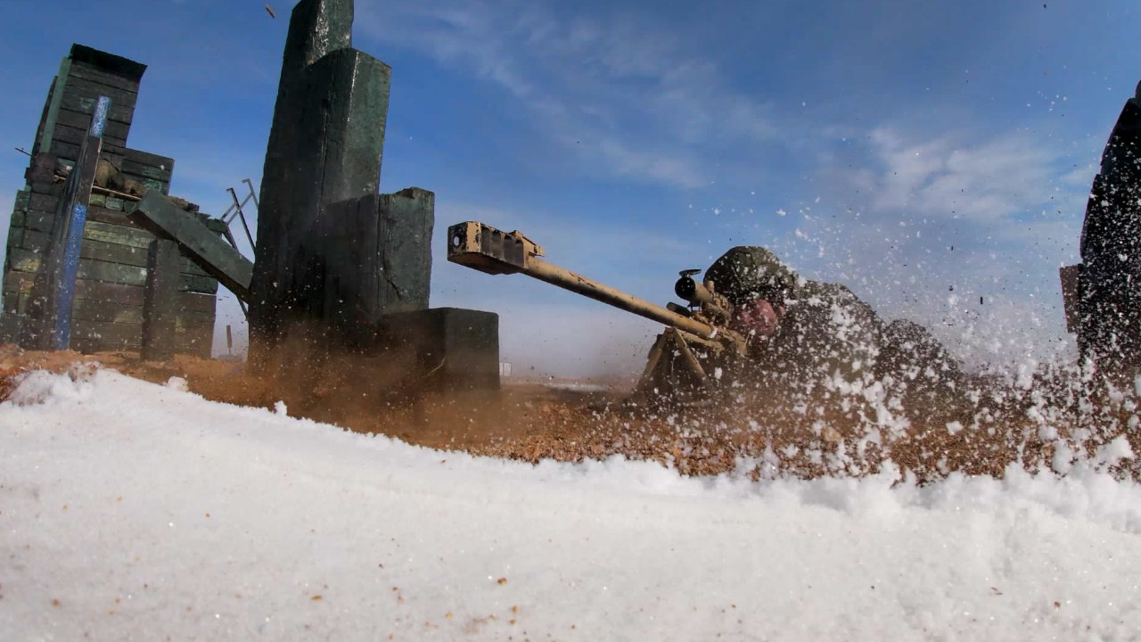 Качели для лучших стрелков: снайперы Приморья соревнуются в усложненных условиях