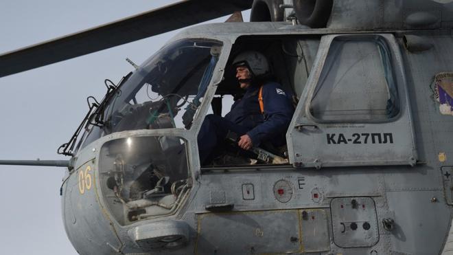 Время летать: пилоты морской авиации ЧФ оттачивают боевые навыки