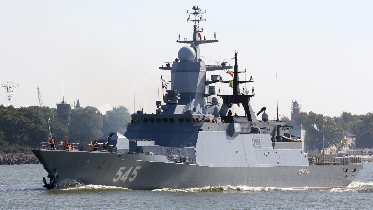 Корвет «Стойкий» заступил на антипиратскую вахту в Аденском заливе