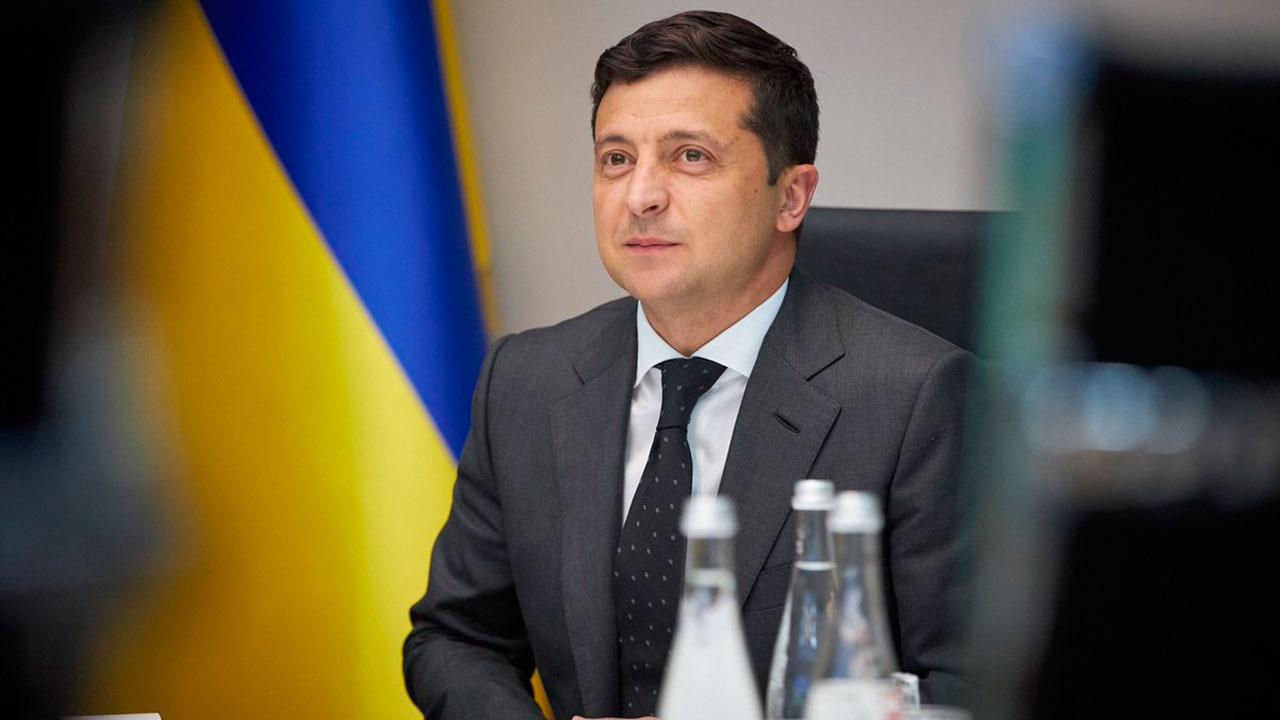 Зеленский подписал указ о направленных на «деоккупацию» Крыма мерах