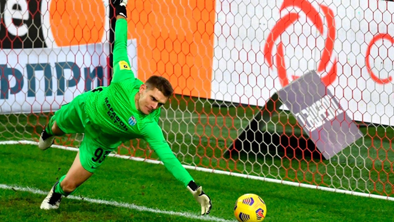 «Ротор» обыграл «Тамбов» в первом матче после возобновления чемпионата России по футболу