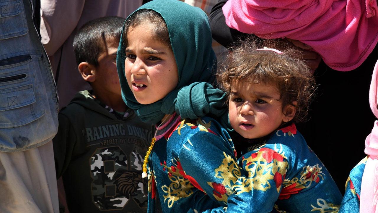 МО РФ: США насильно удерживают беженцев в лагере «Эр-Рукбан»