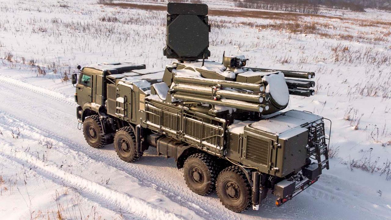 Идеальное средство против беспилотников: в НАТО оценили российские «Панцири»