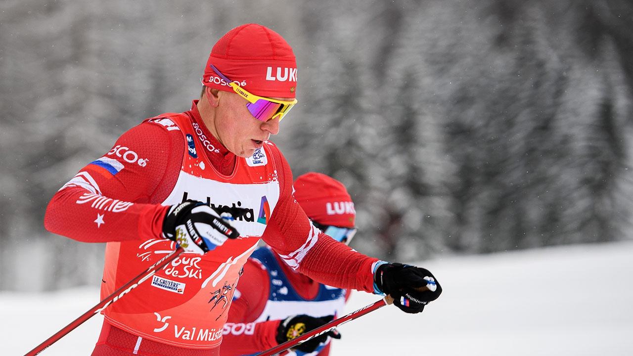 Тренер сборной Норвегии заявил о страхе перед Большуновым