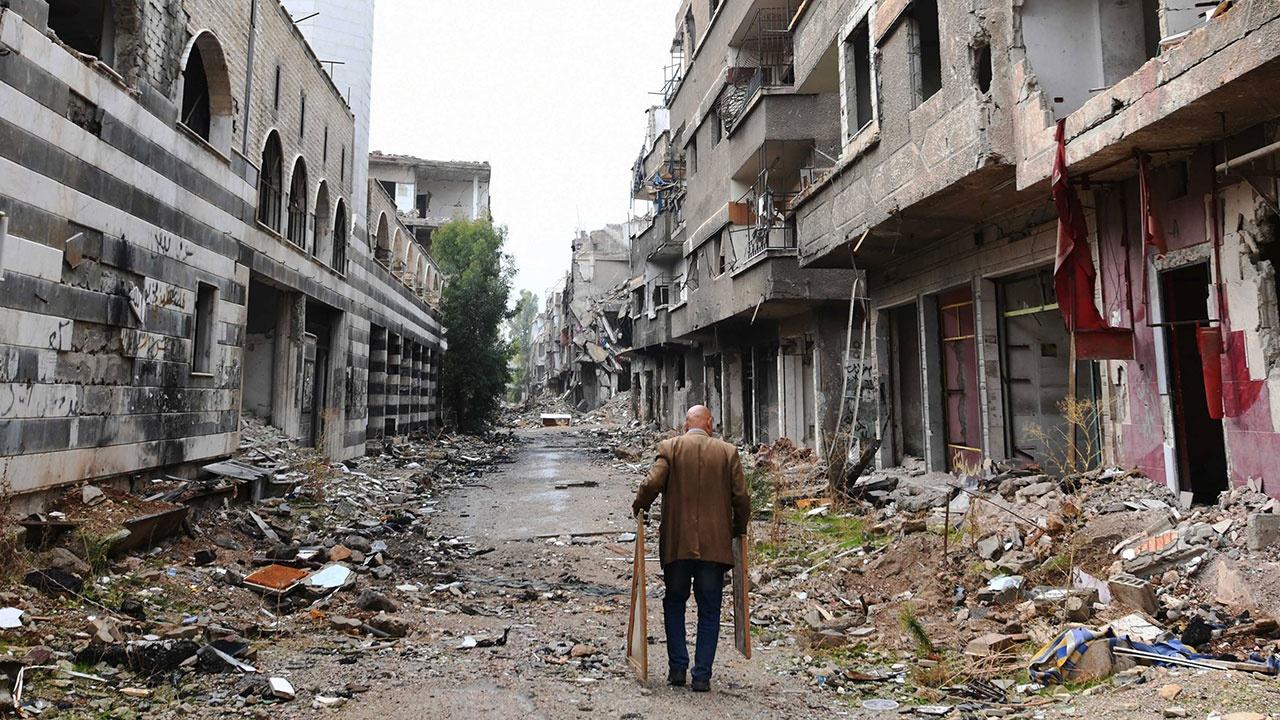 МИД Сирии потребовал в ООН защиты от ударов армии США