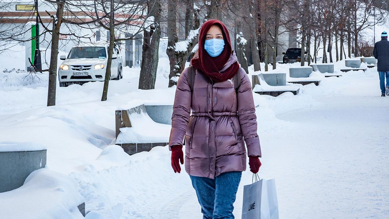 В России за сутки выявили 11 359 новых случаев коронавируса