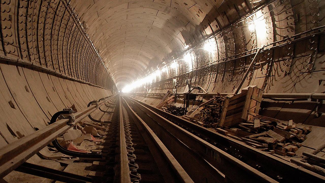 На Таганско-Краснопресненской линии метро Москвы произошел сбой в движении поездов