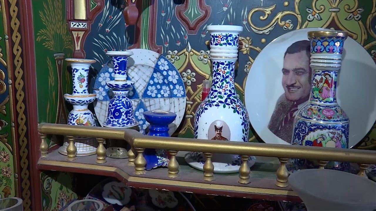 Старинные русские самовары и восточные ковры: в Алеппо восстанавливается антикварная торговля