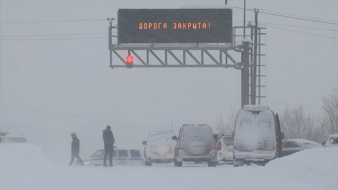 На Алтае перекрыли четыре трассы в сторону Казахстана