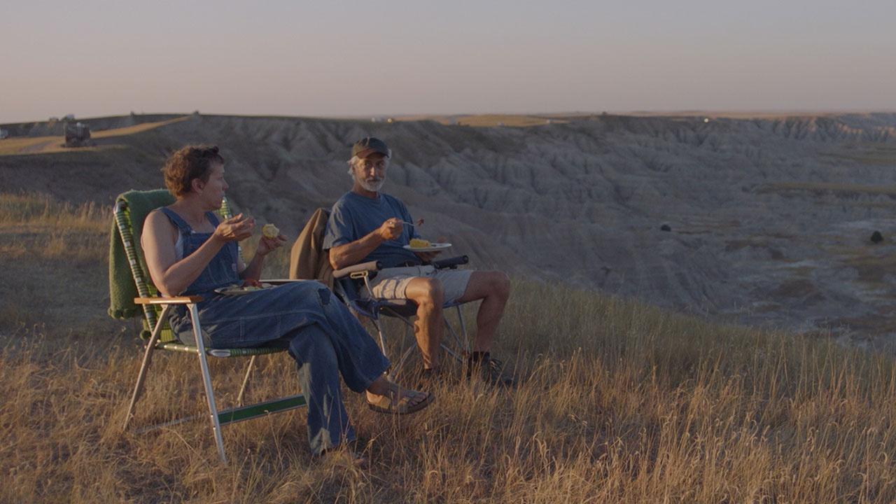 Лента «Земля кочевников» получила «Золотой глобус» как лучший драматический фильм года