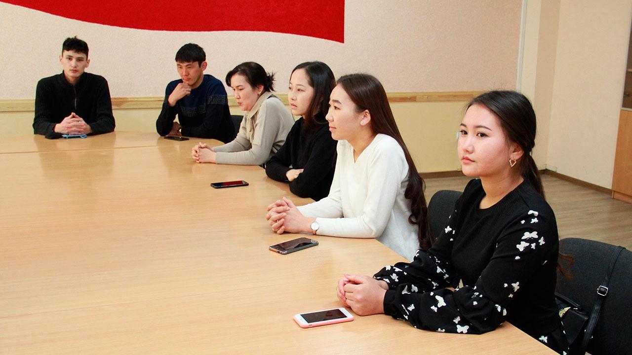 В Бишкеке прошла очередная встреча в рамках «Студенческого диалога»