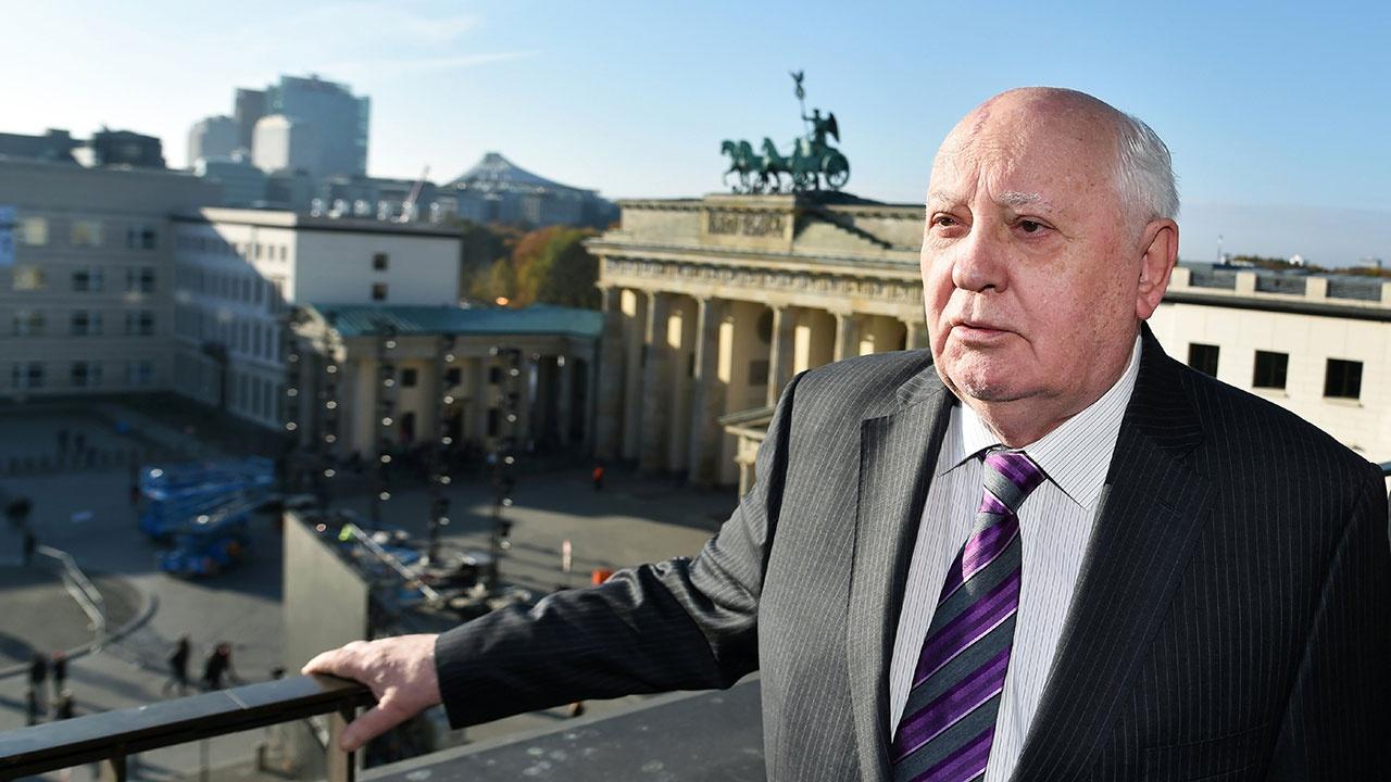Байден поздравил Горбачева с юбилеем
