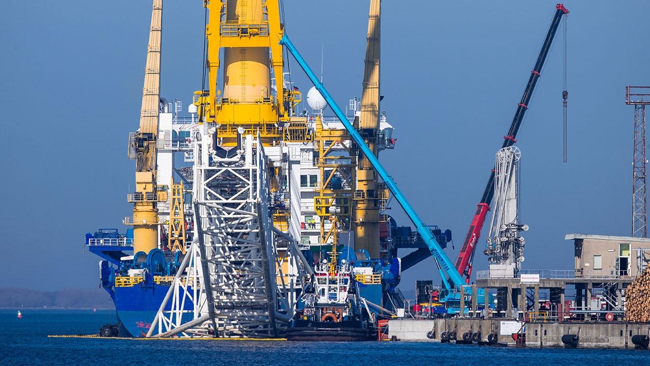 На Украине сообщили о готовности к запуску «Северного потока - 2»