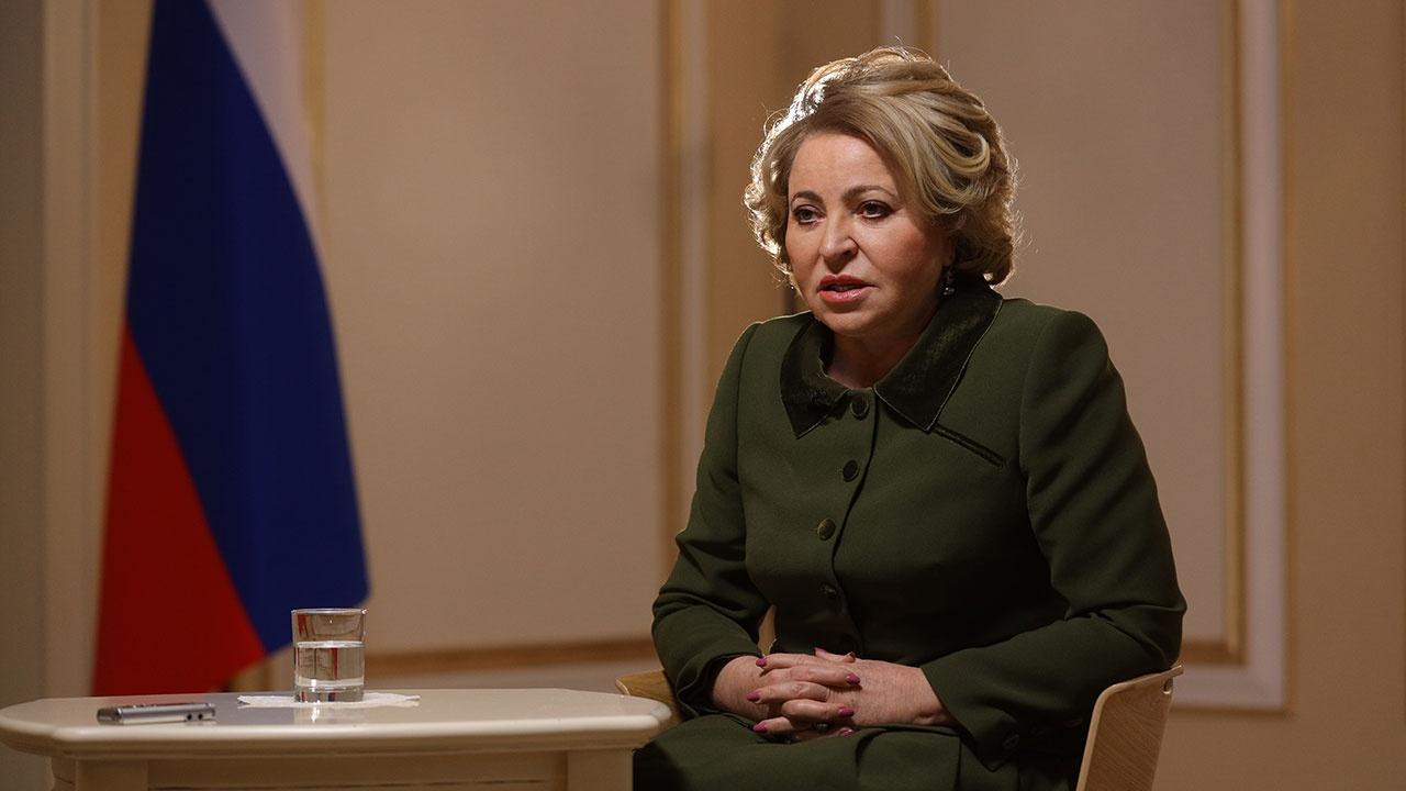 Матвиенко предложила ввести отдельное уголовное наказание за треш-стримы