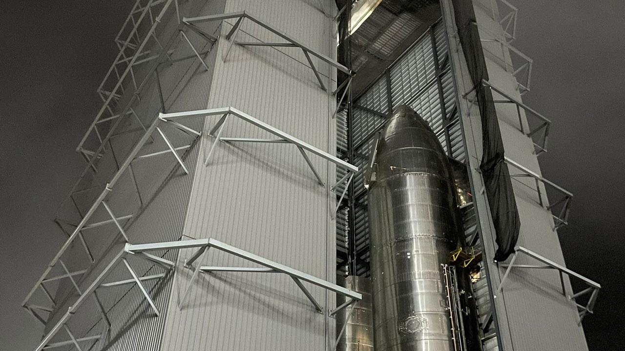 Летные испытания прототипа корабля SpaceX были экстренно отменены