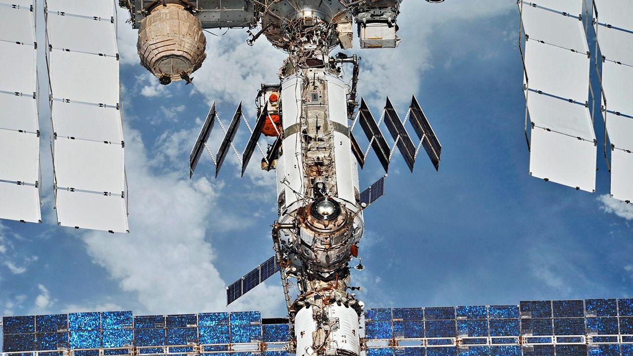 NASA поможет устранить утечку на МКС