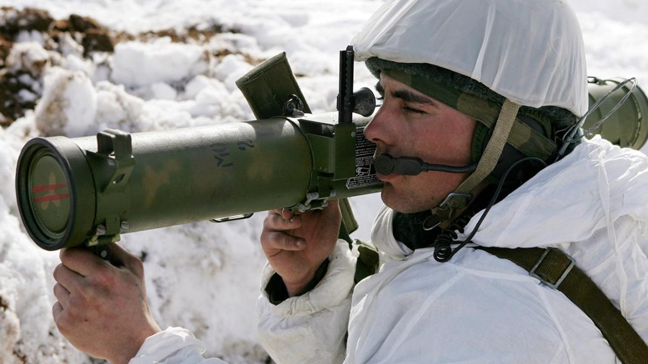 Огнеметчики под Самарой сожгли дотла легкобронированную технику «противника»: видео