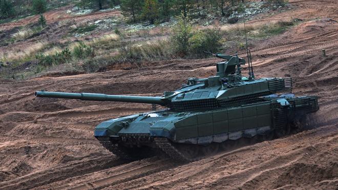 Американское СМИ назвало «монстром» российский танк Т-90М