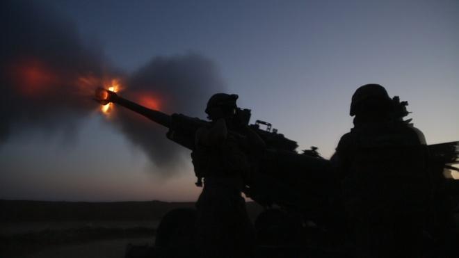 США снабжают оружием боевиков в Сирии: совместное заявление координационных штабов России и САР