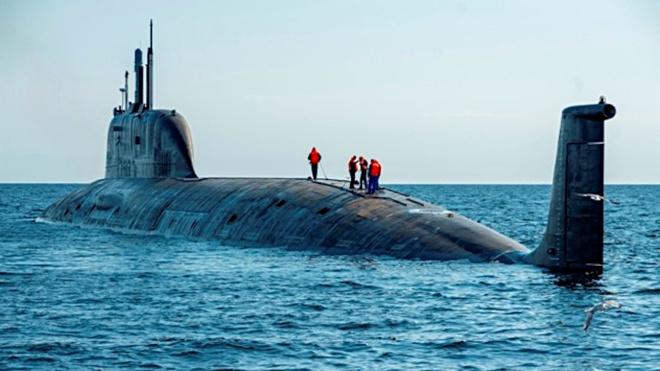 Подлодку «Казань» подготовили к передаче флоту