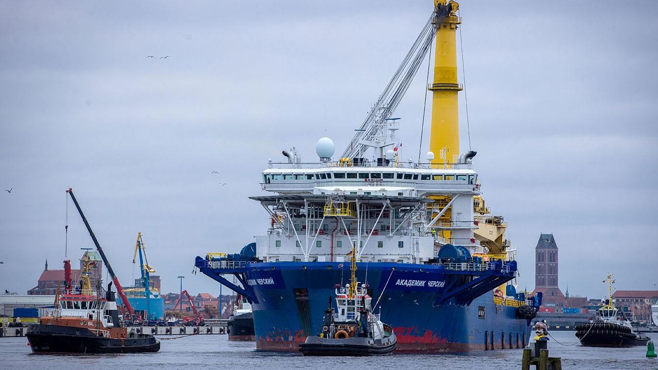 Строительство «Северного потока-2» в водах Дании продлили до сентября