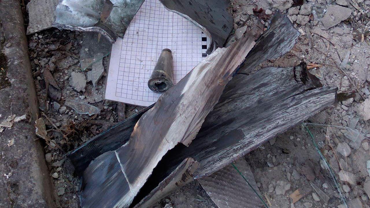 Пригород Донецка обстреляли из «Градов»