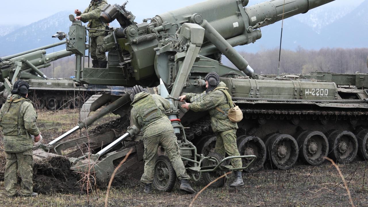 Гром ствольной артиллерии, рев залповых систем: на юге России завершились крупные учения артиллеристов
