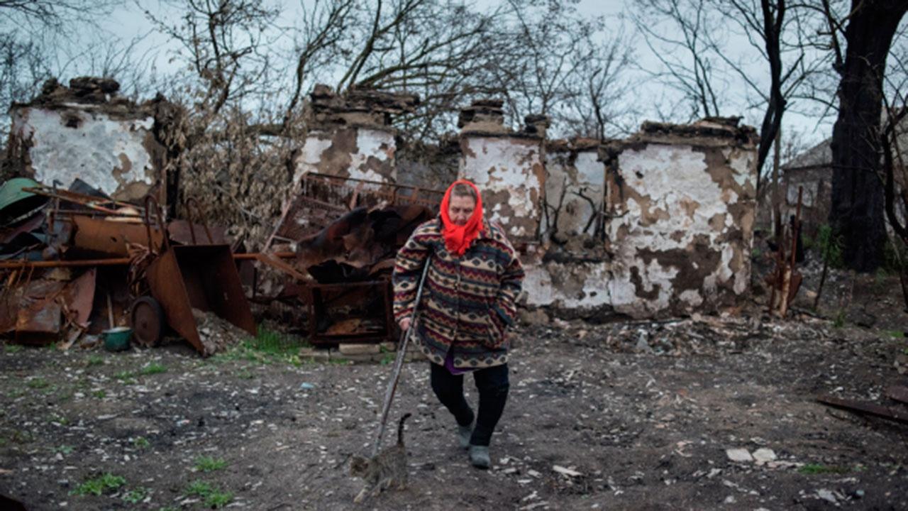 Кравчук обвинил Россию в «бездействии» при разрешении ситуации в Донбассе