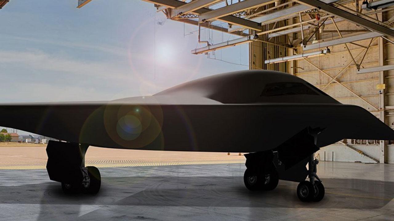 В ВВС США случайно раскрыли характеристики бомбардировщика B-21